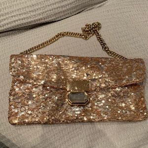Handbags - ❤️ 3 for $30 - sequins shimmer evening purse
